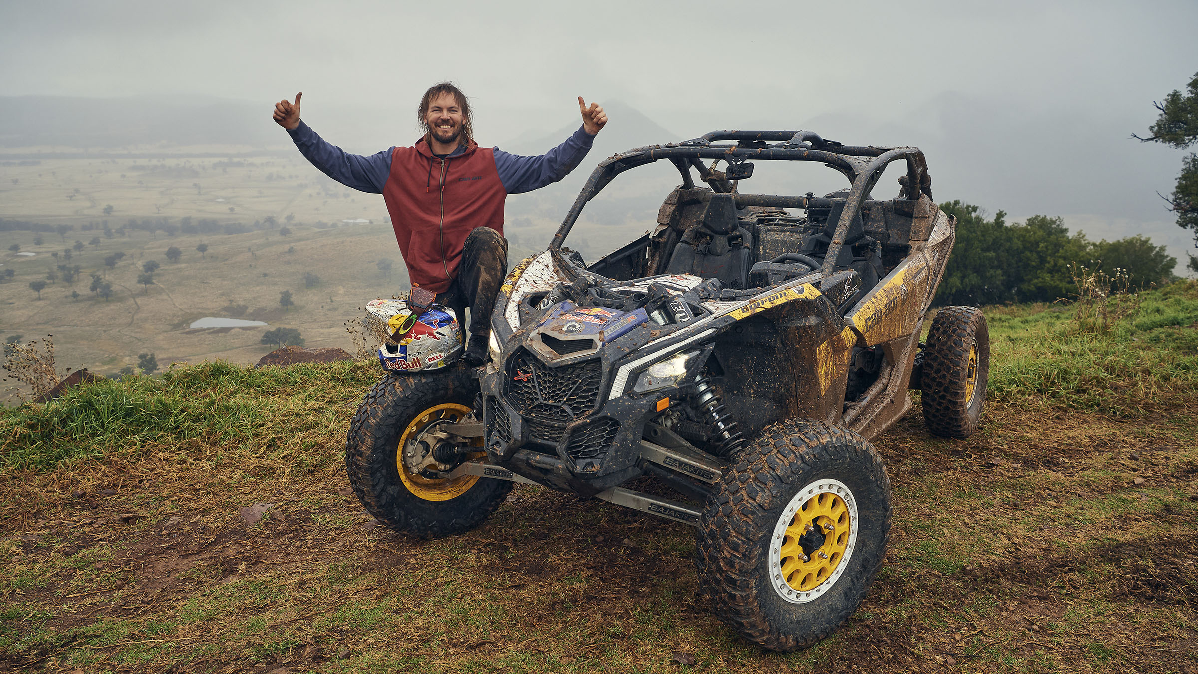 Toby Price Maverick X3