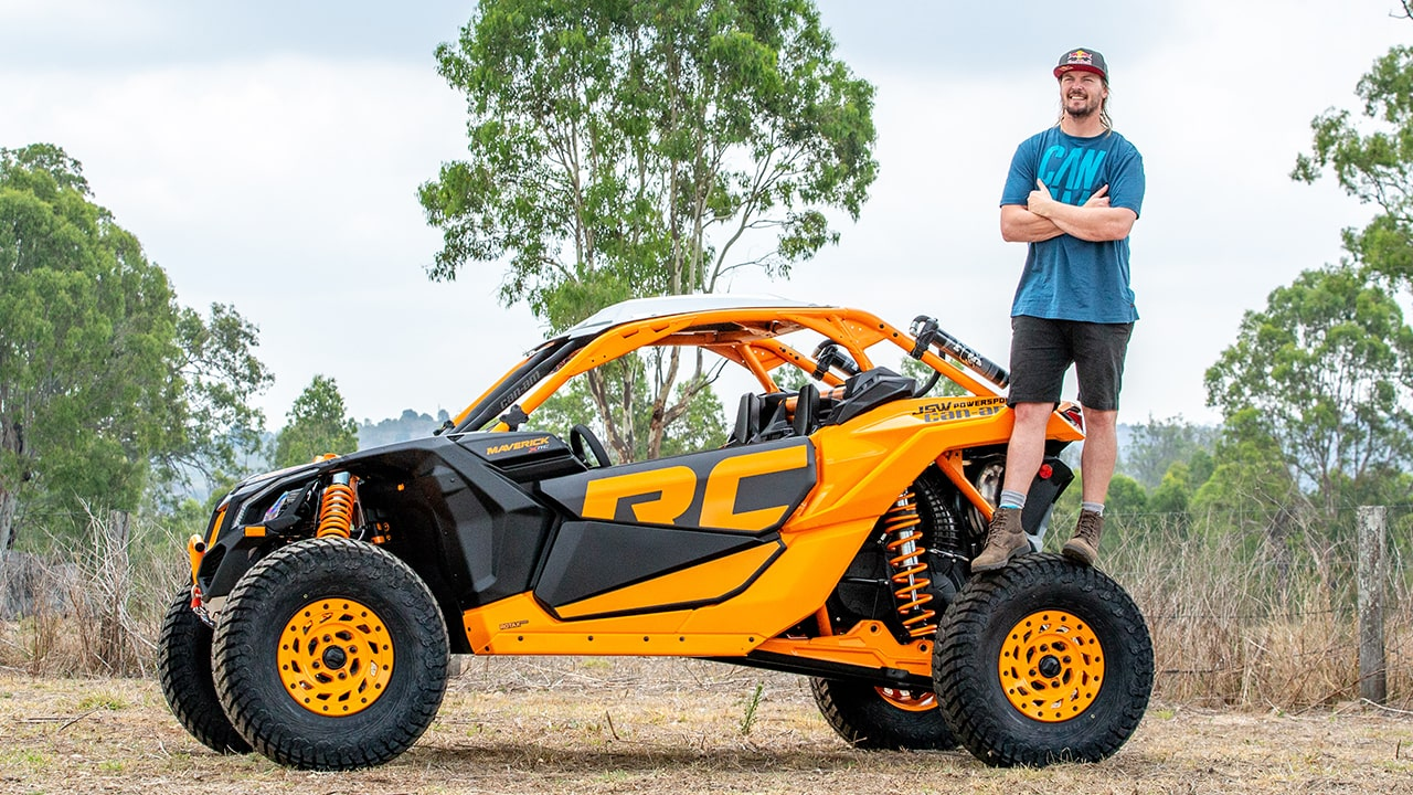 Can-Am Ambassador Toby Price