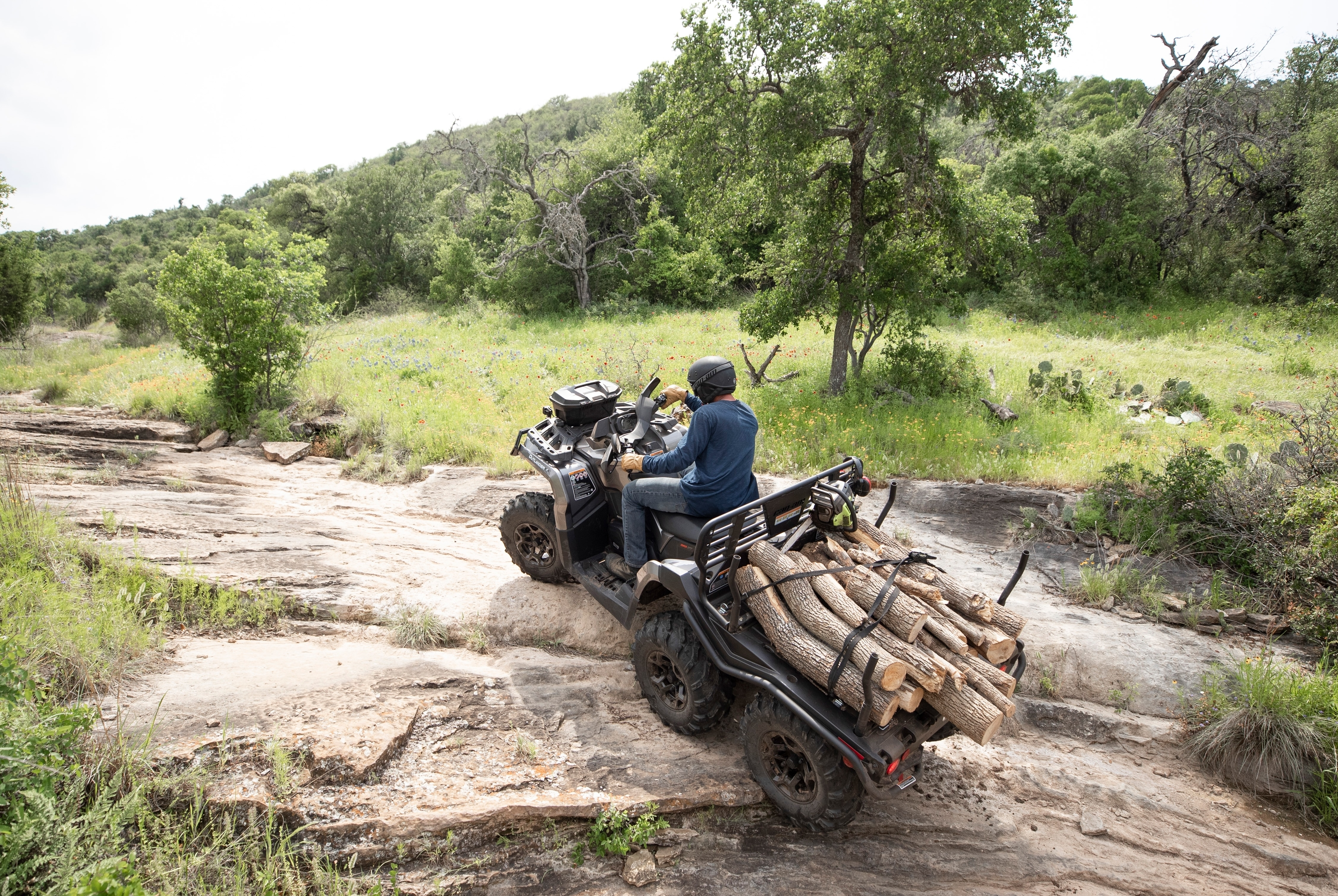 Can-Am ATV 3500lb HD-lier