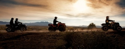 Can-Am Offroad ATV by BRP