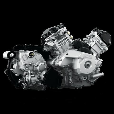 the wider, reengineered outlander xt atv 2019 can am off Can-Am ATV 250 can am outander xt rotax v twin engine