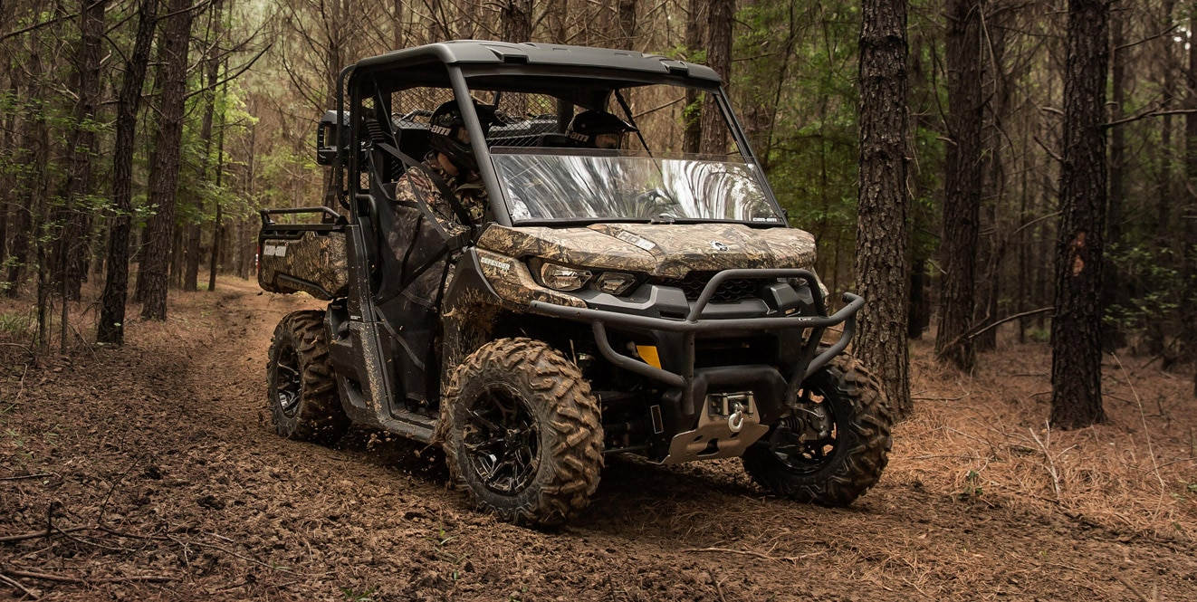 Can Am Commander For Sale >> Defender | Can-Am