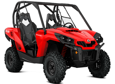 2017 Can Am Maverick 4 Seater >> Commander | Can-Am