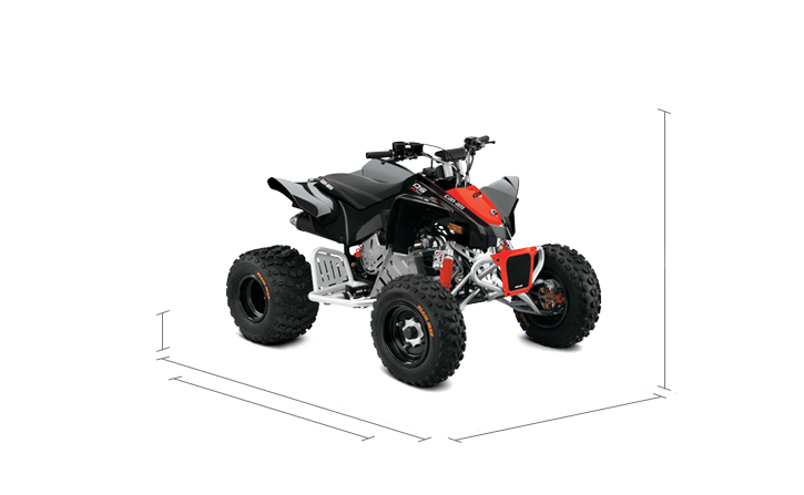 quad can am 90