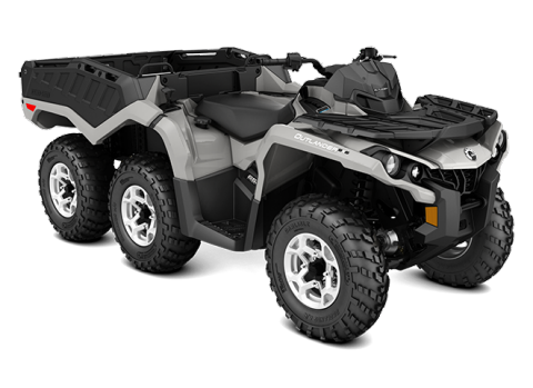 Can Am 6x6 2018 >> Outlander | Can-Am