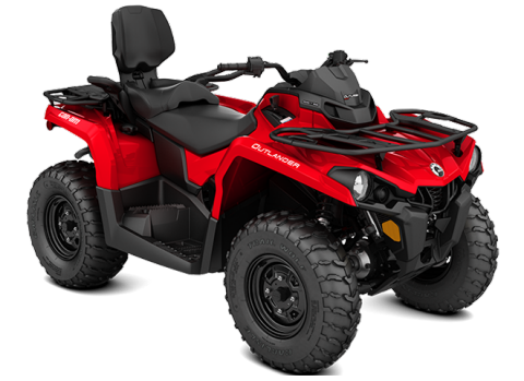 Can Am Outlander Max 2018 >> Outlander Max 450 570 Atv 2018 Price Specs Can Am C