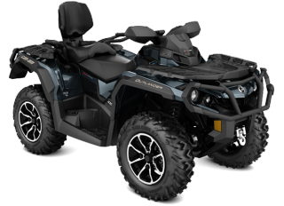 2017 Can Am 1000 >> Outlander Max Limited Atv 2018 Price Specs Can Am C