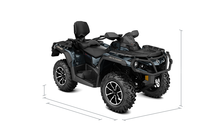 Outlander Max Limited Atv 2018 Price Specs Can Am
