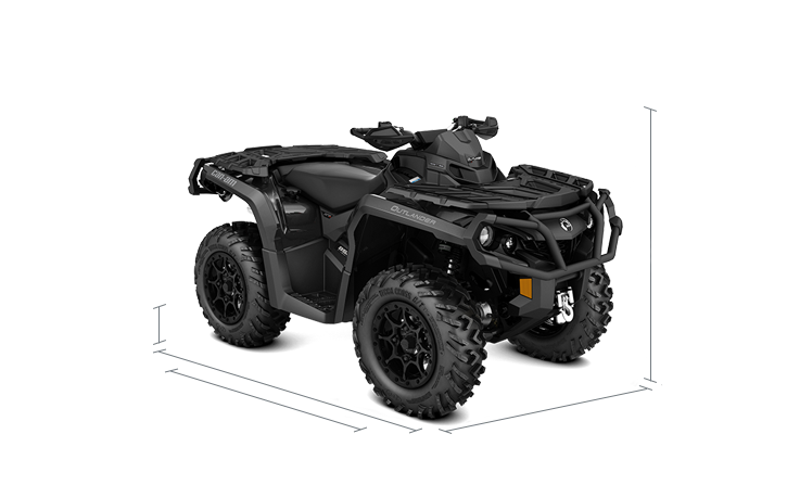 2017 Can Am 1000 >> Outlander Xt P Atv 2018 Price Specs Can Am