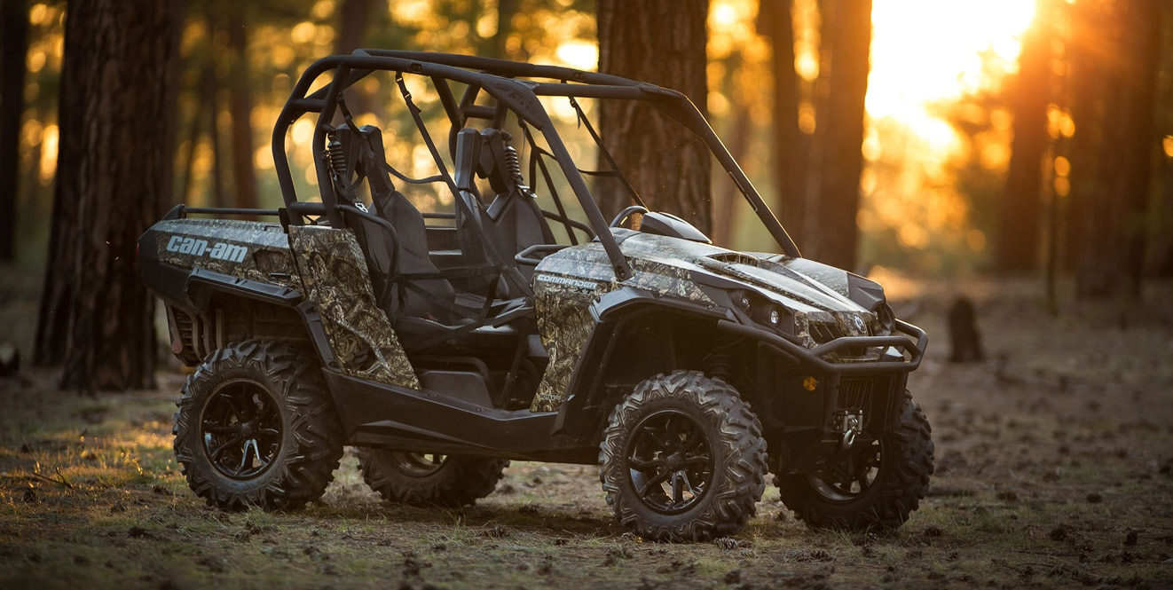 Off Road Vehicles For Sale >> Commander Side-by-Side 2018 Models for Sale | Can-Am | C...