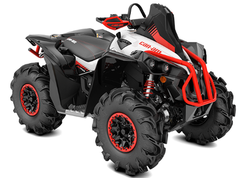 Renegade Commander ATV 2018 Models for Sale | Can-Am | C...