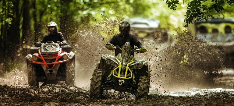 The New and Upgraded Renegade X mr 1000R | Can-Am