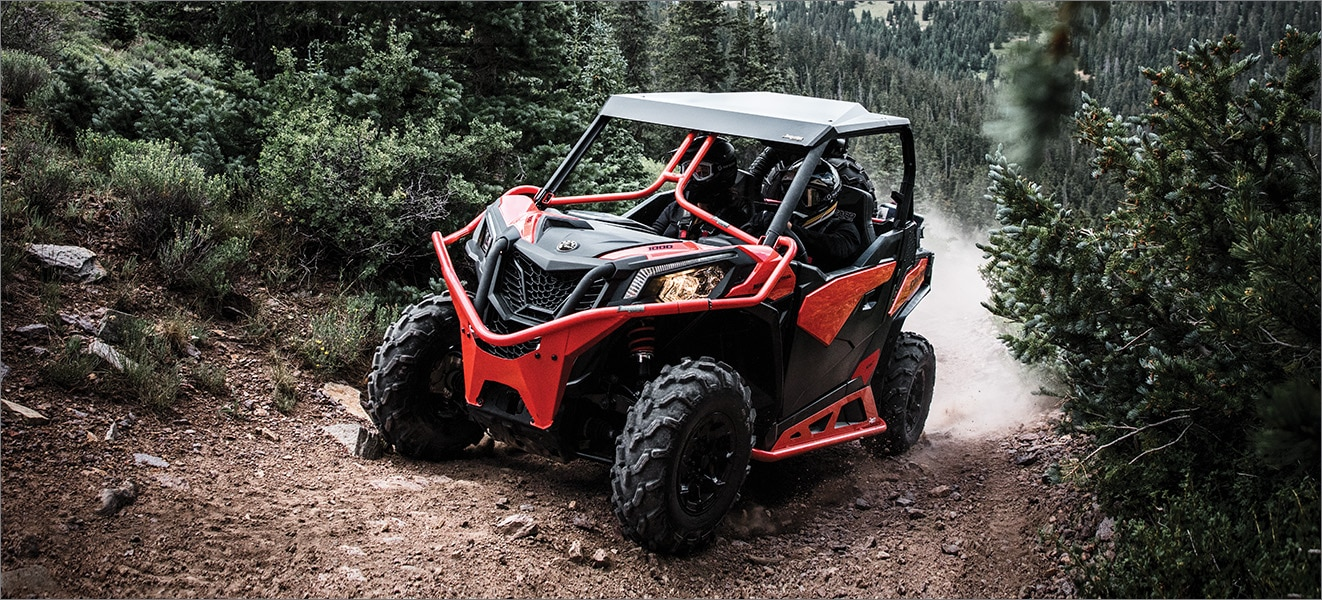 Maverick Side-by-side Sales, Offers and Promotions | Can-Am