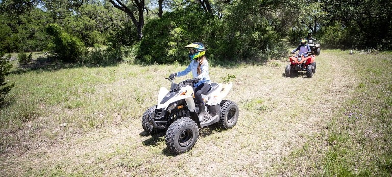 Youth DS 90 ATV 2020 Price & Specs | Can-Am | Can-Am