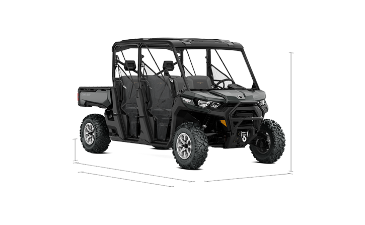 Defender MAX Lone Star Edition 2020 Price & Specs | Can-Am