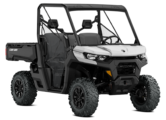 Defender DPS Side-by-Side 2020 Price & Specs | Can-Am Off-Road | Can-Am