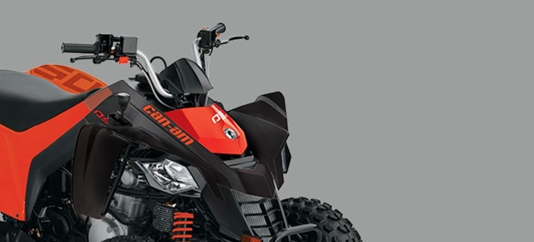 youth ds 250 atv continuously variable transmission