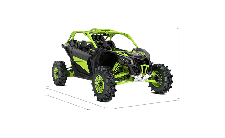 Maverick X3 X mr Turbo R 2020 Price & Specs | Can-Am Off-Road | Can-Am
