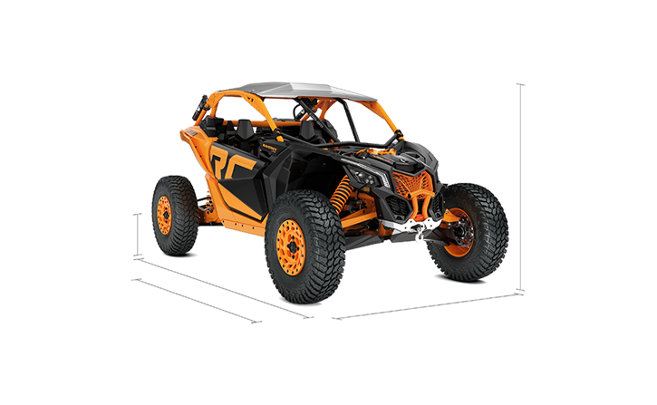 Maverick X3 X rc Turbo RR 2020 Price & Specs | Can-Am Off