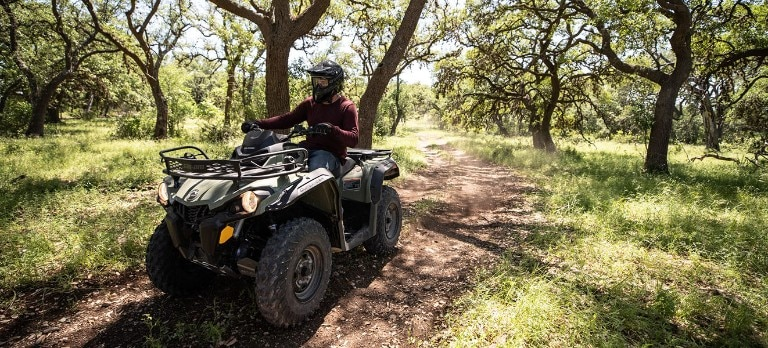 Outlander 450-570 ATV 2020 Price & Specs   Can-Am   Can-Am