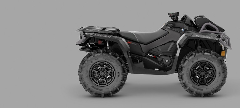 Can Am Outlander 1000 Xmr >> The Wider Reengineered Outlander X Mr 1000r 2020 Can Am Off Road