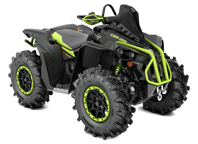 can-am renegade x mr 1000r 2018 build and price