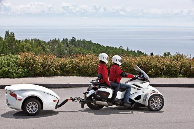 2018 Slingshot >> YOUR ULTIMATE CAN-AM SPYDER TRAVEL COMPANION: THE RT-622 ...