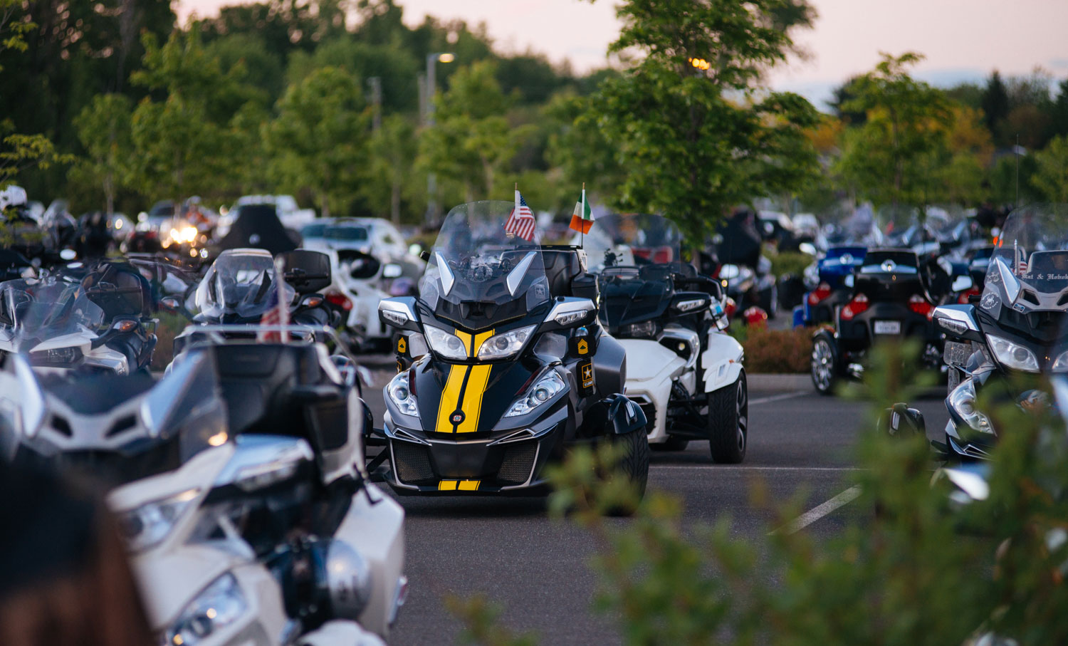 Spyder Homecoming 2017 Videos and Images