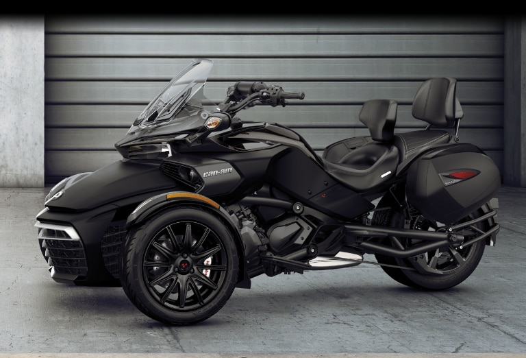 F3-S Break Free Inspired Look | Accessories | Can-Am On-Road US