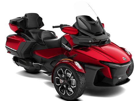 Can Am Spyder Rt Limited 3 Wheeler Can Am On Road Us Can