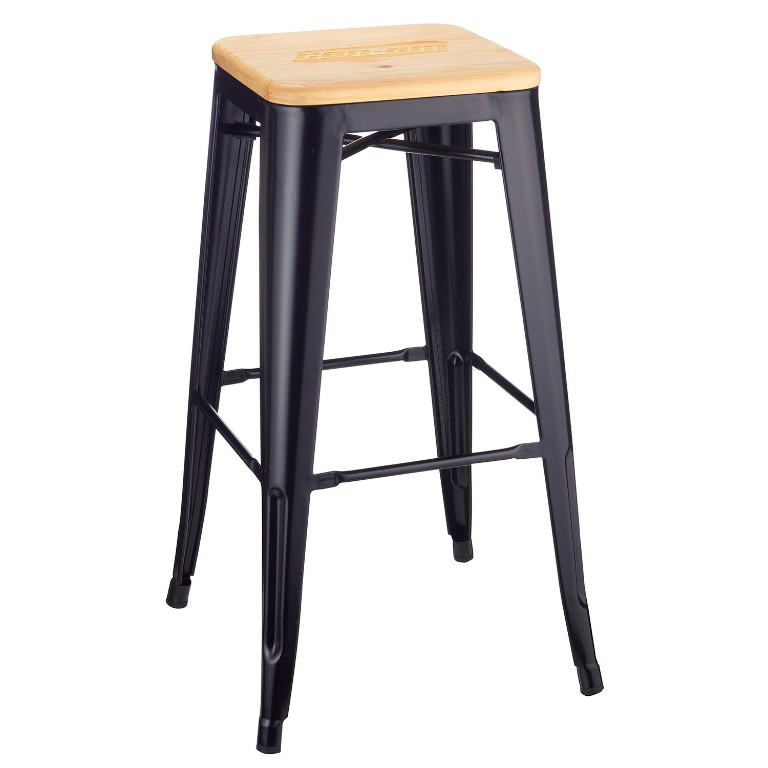 Stupendous Heritage Metal Bar Stool Garage Can Am Ncnpc Chair Design For Home Ncnpcorg