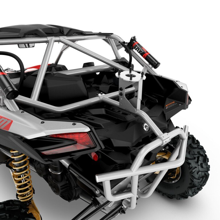 Lonestar Racing Spare Tire Holder | Lonestar Racing | Can-Am
