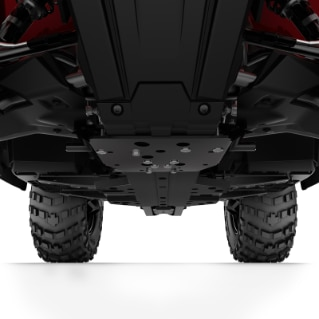 Plows, Attachments & Accessories | Can-Am