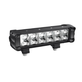 Side by side ssv light bars for can am models can am 10 25 cm double stacked led light bar aloadofball Gallery