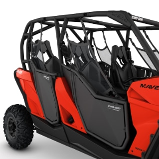 Sport Aluminum Doors for Commander MAX Maverick MAX  sc 1 st  Can-Am - BRP & Side-by-Side (SSV) Doors for Can-Am Models | Can-Am
