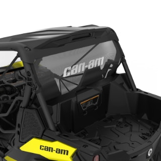 Windshields & Wind Protection | Can-Am