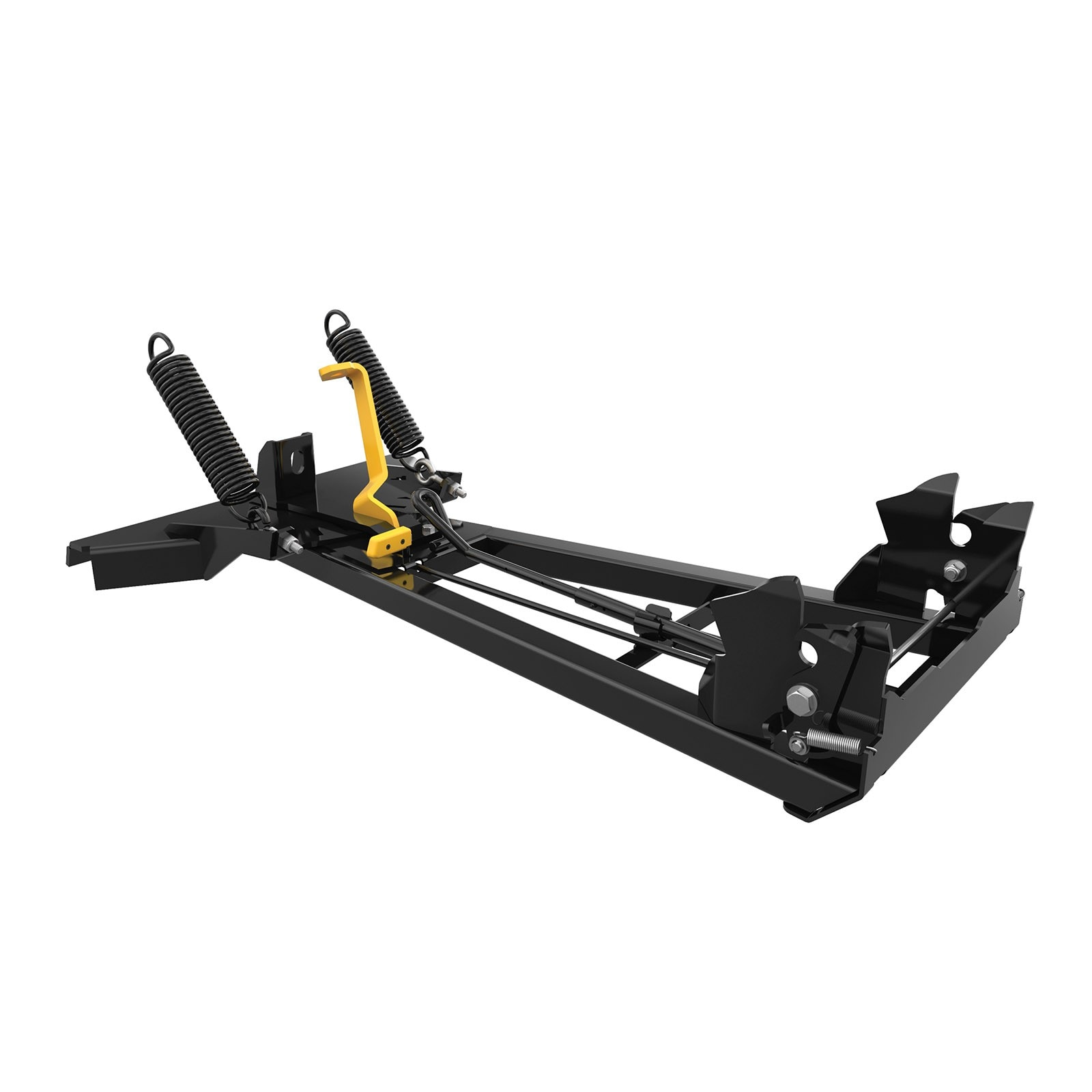 Can-Am ProMount Push Frame With Quick-Attach System | Plo...
