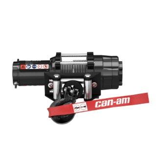 Winches & Hitches | Can-Am