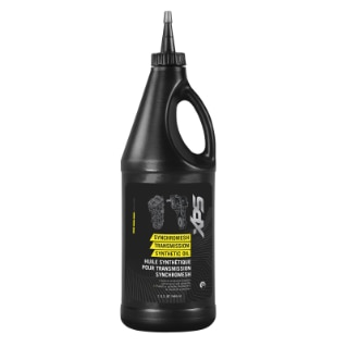 XPS Synthetic Gear Oil - 75W-140