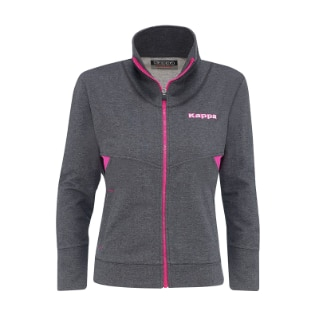 Kappa Sport Zip Up Top