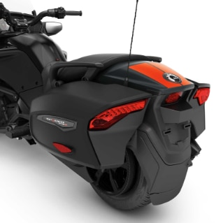 Custom Accessories Amp Decals Can Am Spyder Us