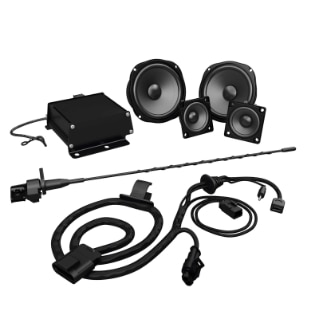 f3-t front radio system for spyder f3-t, f3 limited 2016