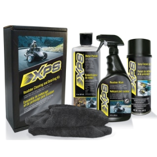XPS Roadster Cleaning And Detailing Kit