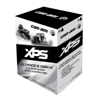 XPS Oil Change Kit - Synthetic