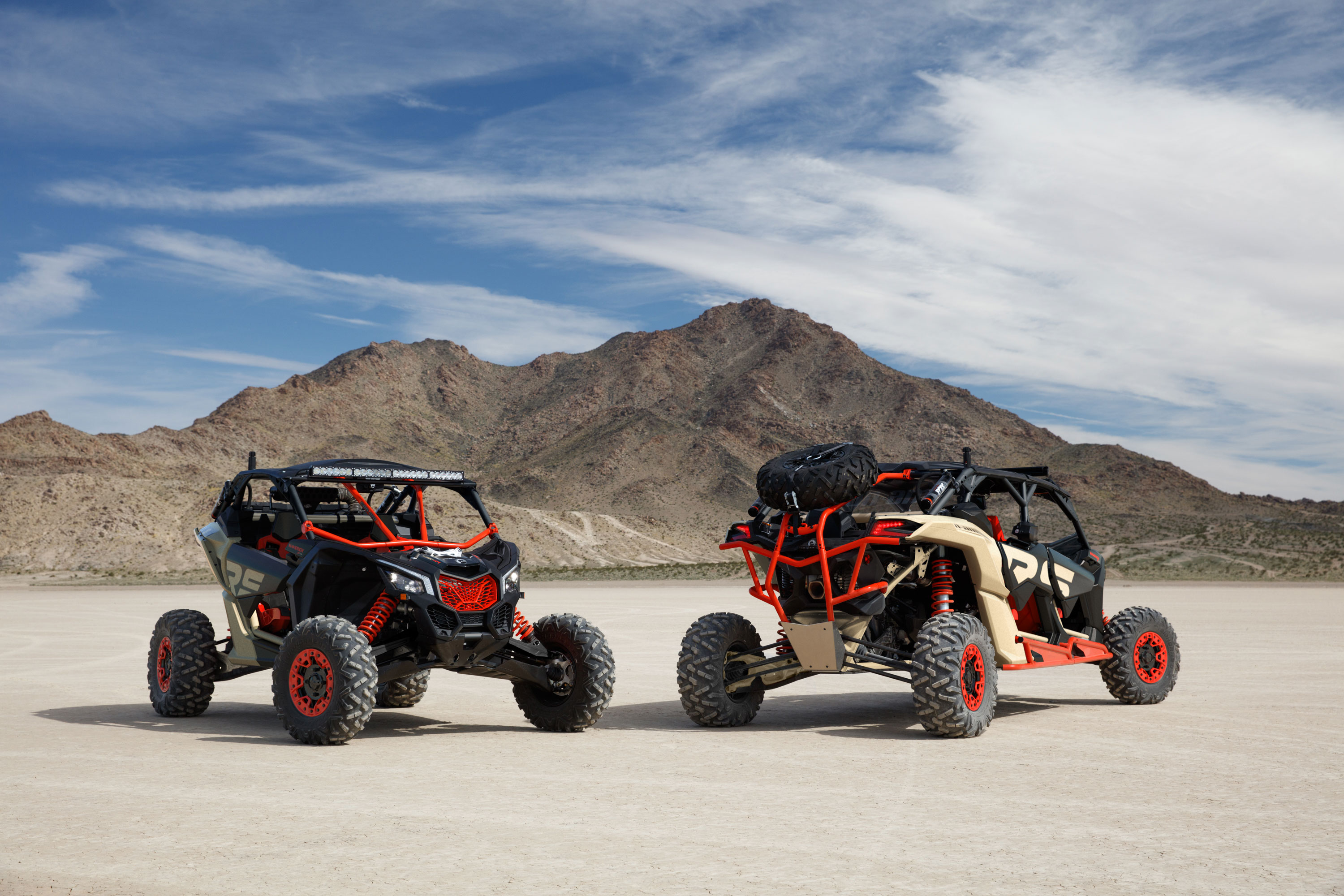 Can-Am Off-Road Maverick X3 vehicle lineup