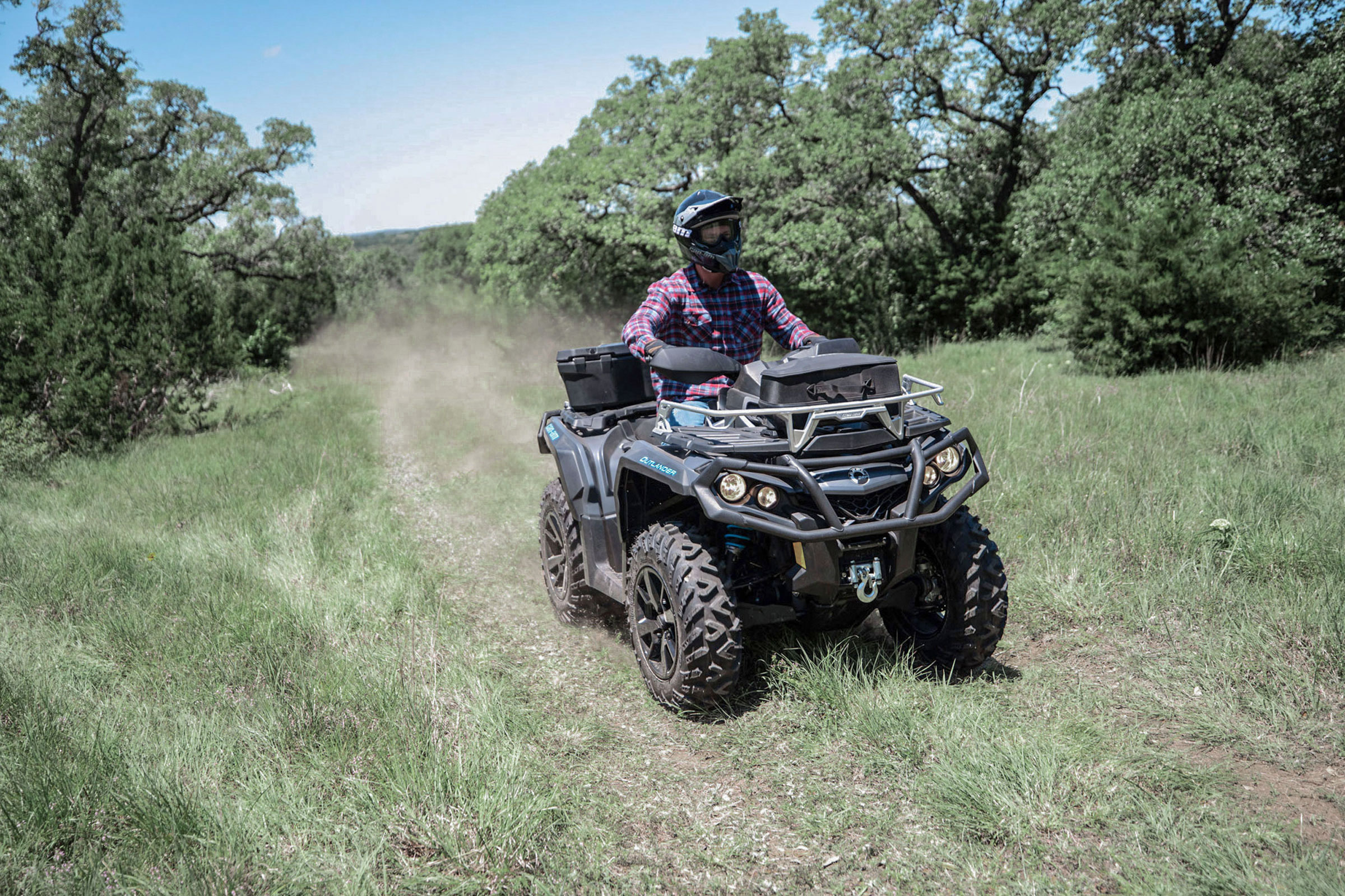 MY20 Can-Am Off-Road ATV Outlander XT