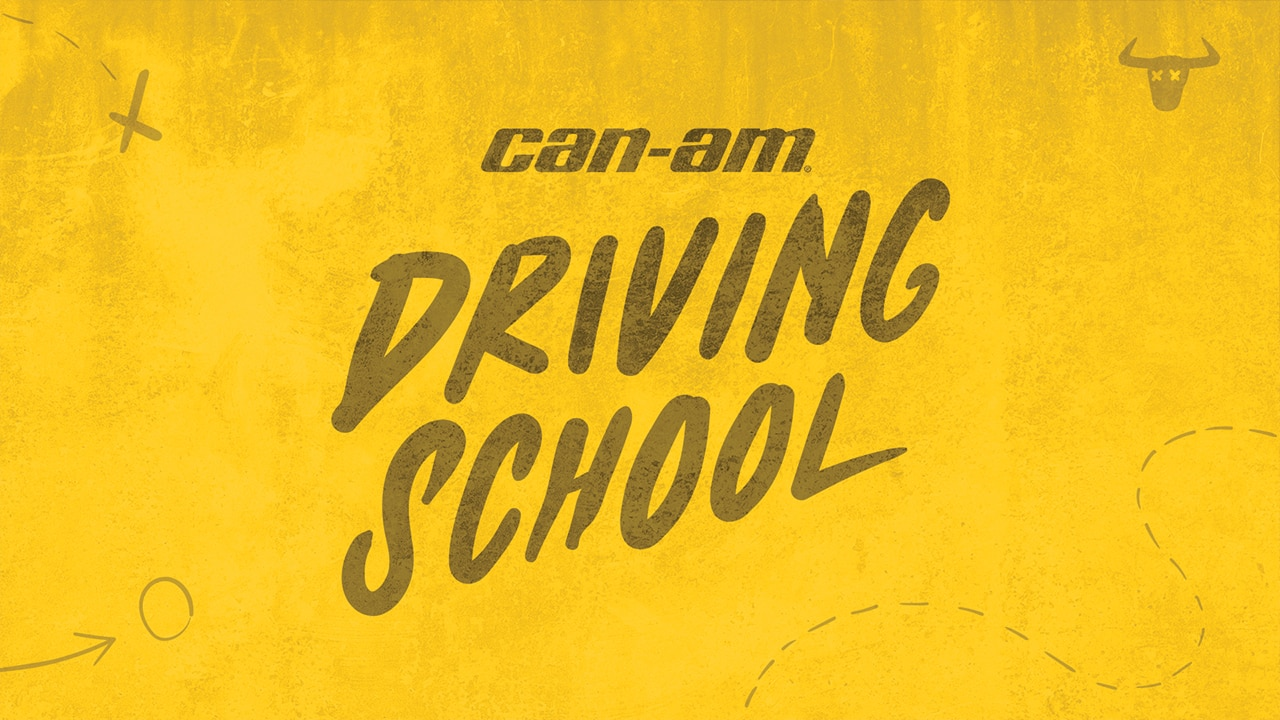 Can-Am serie DRIVING SCHOOL