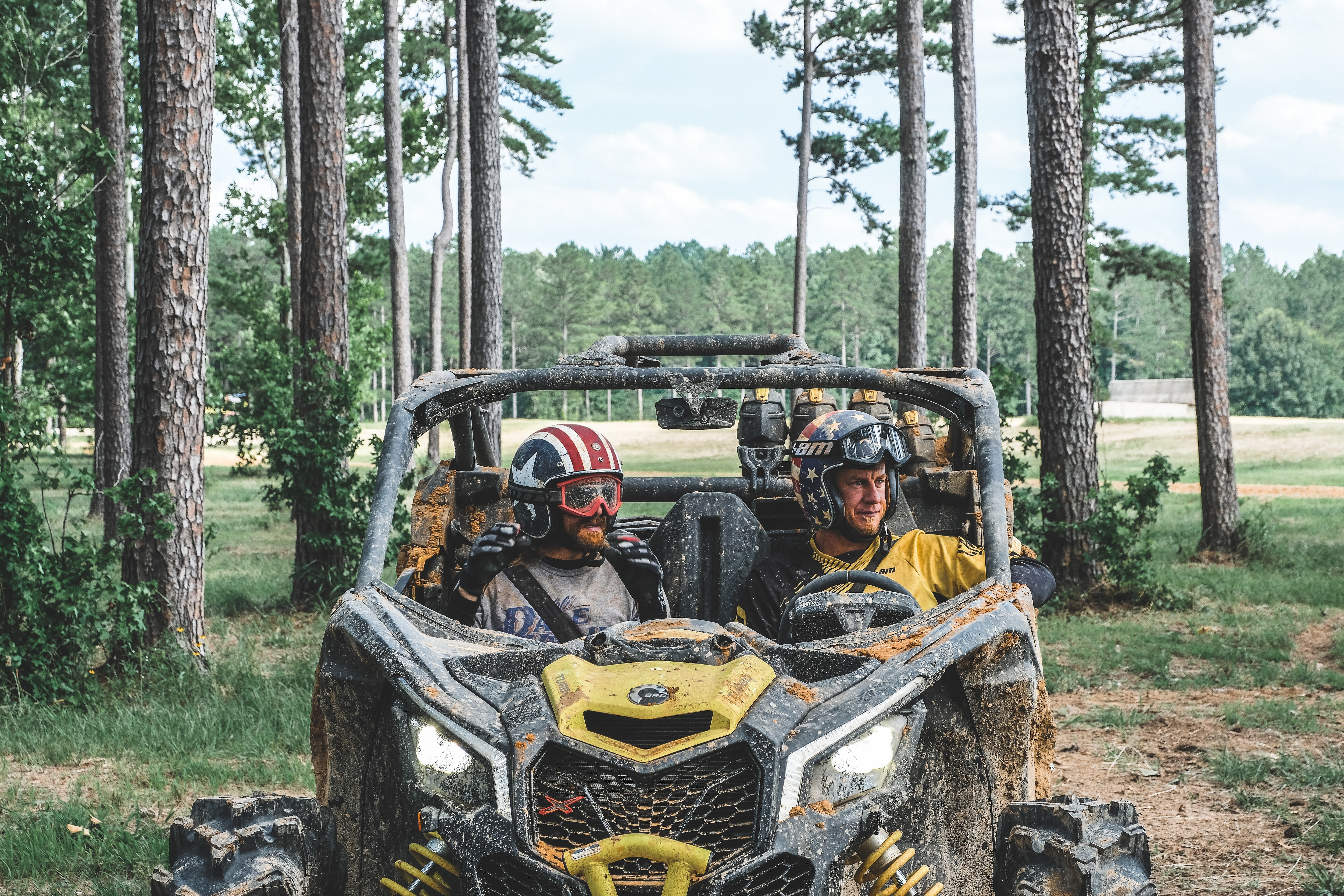 Can-Am Ambassador Dustin Jones