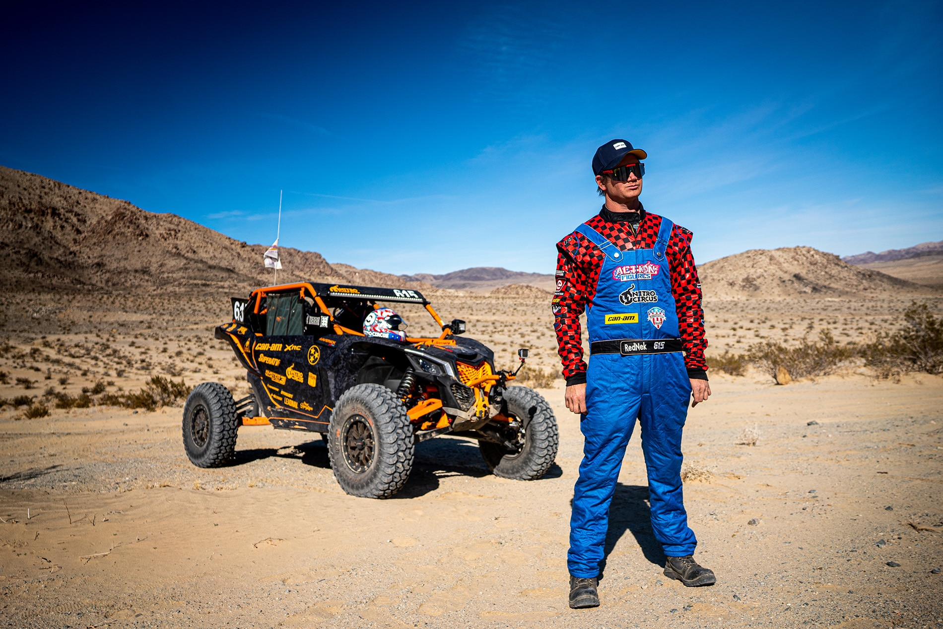 Can-Am Ambassador Hubert Rowland