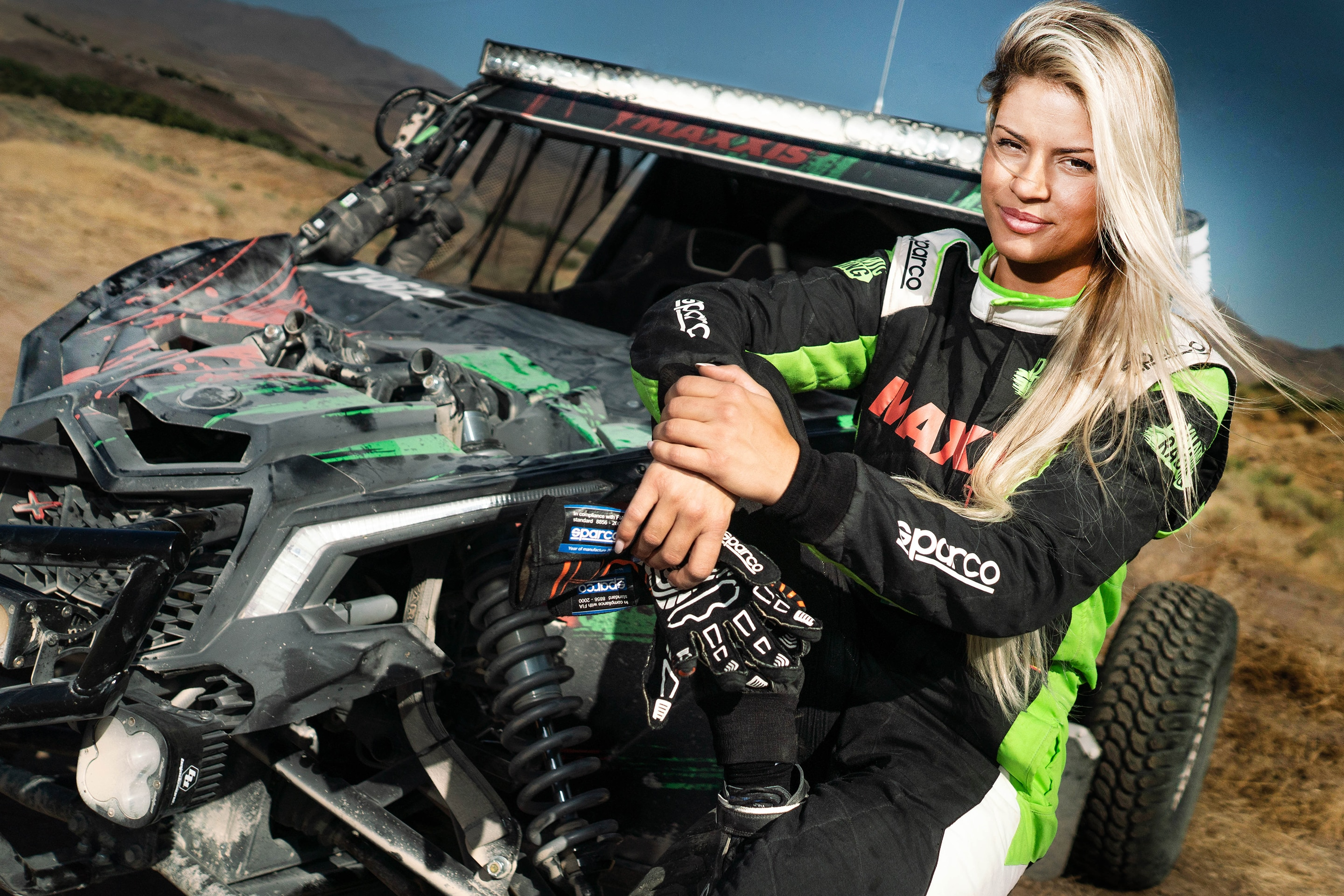 Can-Am Ambassador Christine GZ
